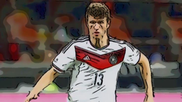 Fantasy Football Portal - Thomas Müller - Germany
