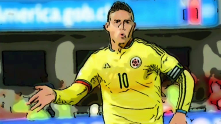 Fantasy Football Portal - James Rodríguez - Colombia