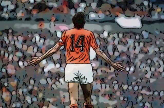 Fantasy Football Portal - Johan Cruyff No.14