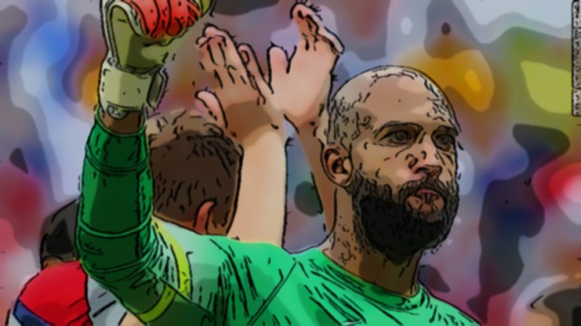 Fantasy Football Portal - Tim Howard