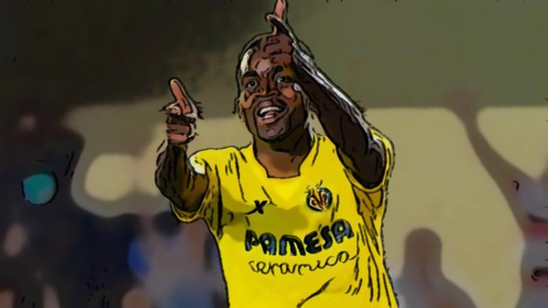 Fantasy Football Portal - Cédric Bakambu