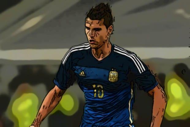 Fantasy Football Portal - Érik Lamela - Argentina