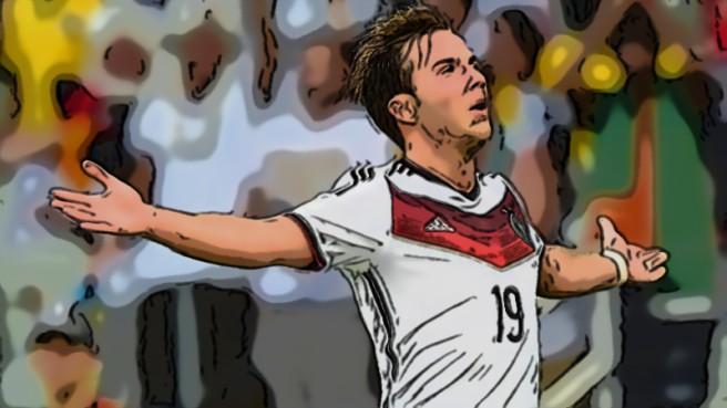 Fantasy Football Portal - Mario Götze - Germany