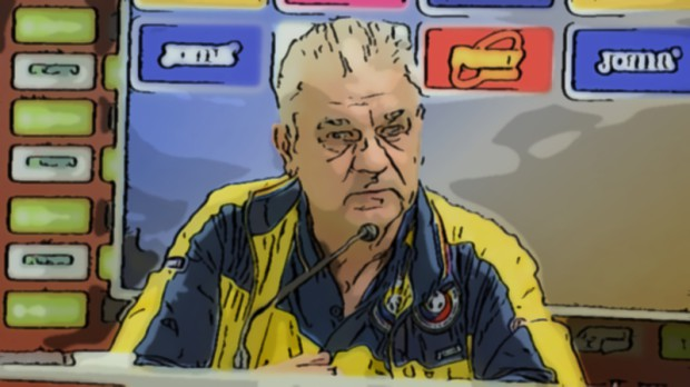 Fantasy Football Portal - Anghel Iordănescu - Romania