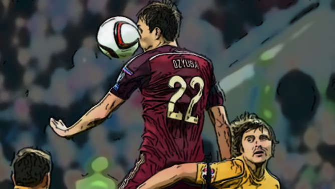 Fantasy Football Portal - Artyom Dzyuba - Russia