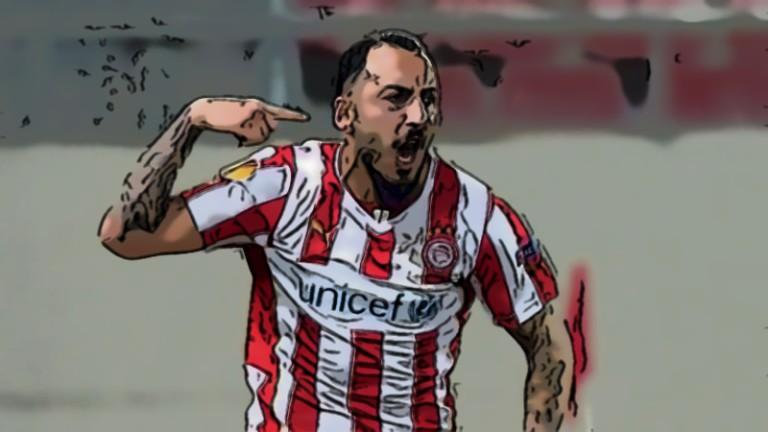 Fantasy Football Portal - Kostas Mitroglou