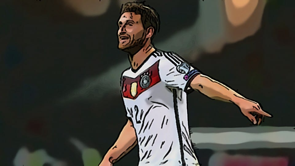Fantasy Football Portal - Shkodran Mustafi - Germany