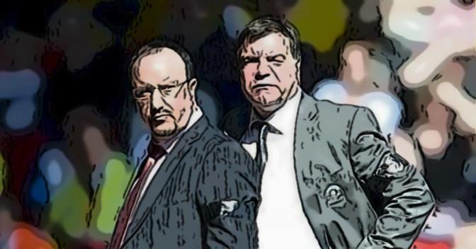 Fantasy Football Portal - Sam Allardyce v Rafa Benitez
