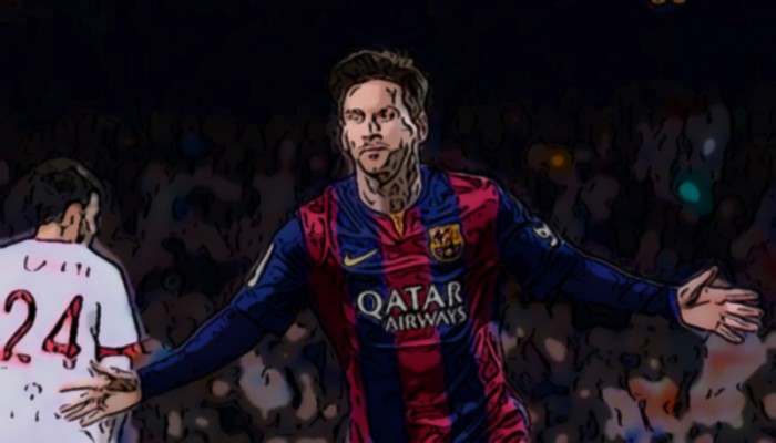 Fantasy Football Portal - Lionel Messi