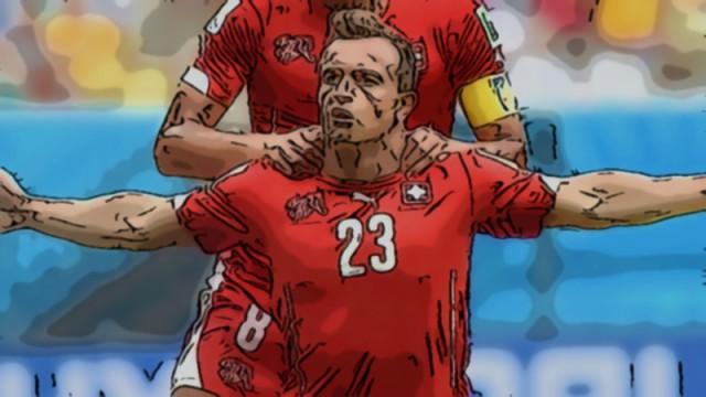 Fantasy Football Portal - Shaqiri - Switzerland