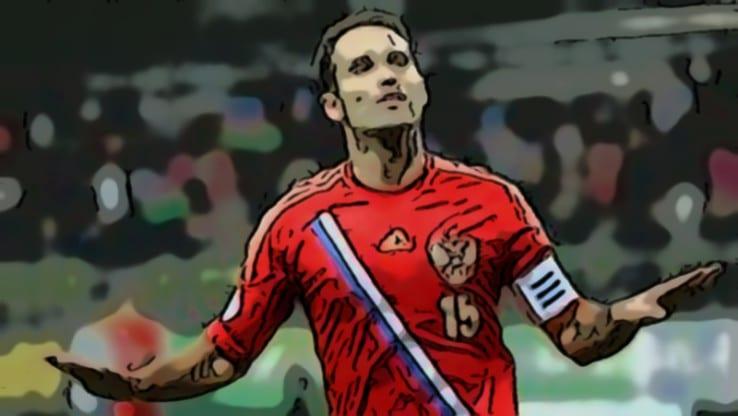 Fantasy Football Portal - Roman Shirokov - Russia