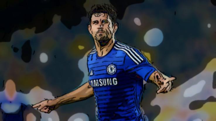 Fantasy Football Portal - Diego Costa