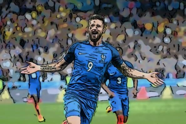 Fantasy Football Portal - Olivier Giroud - France Euro 2016