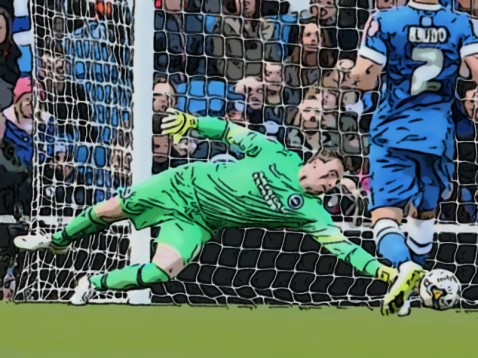 Fantasy Football Portal - David Stockdale - Brighton and Hove Albion