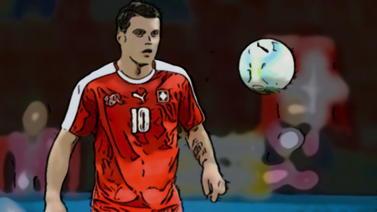 Fantasy Football Portal - Granit Xhaka - Switzerland