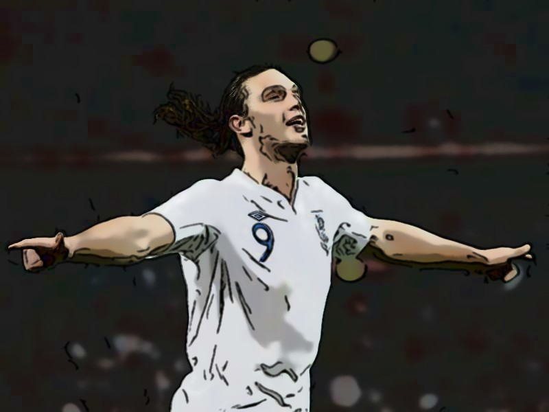 Fantasy Football Portal - Andy Carroll - England