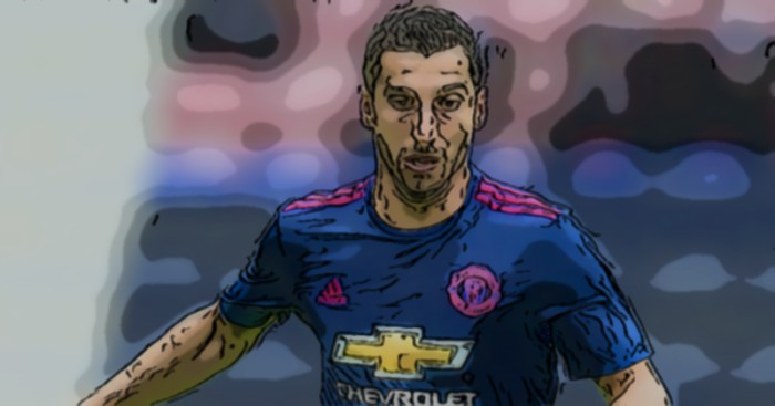 Fantasy Football Portal - Henrikh Mikhtaryan - Man United