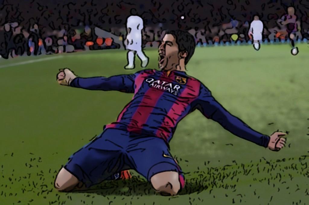 Fantasy Football Portal - Luis Suarez