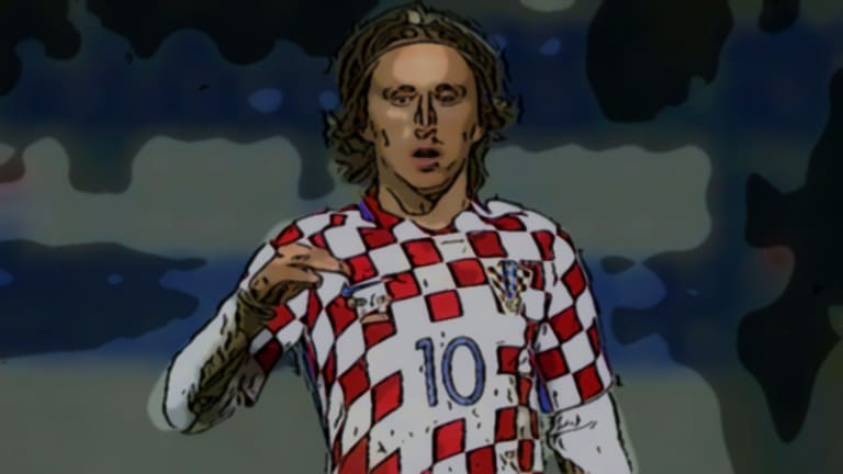 Fantasy Football Portal - Luka Modrić - Croatia
