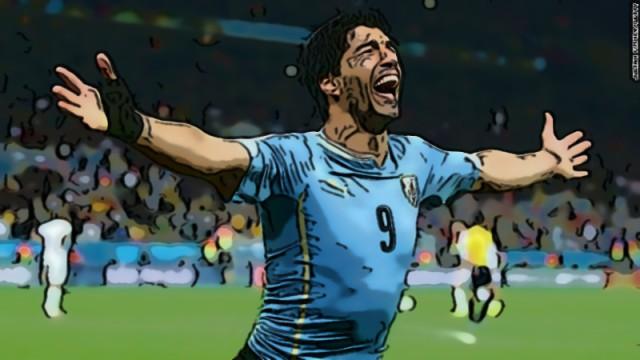Fantasy Football Portal - Luis Suárez