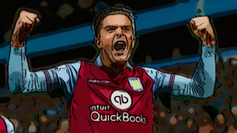 Fantasy Football Portal - Jack Grealish - Aston Villa
