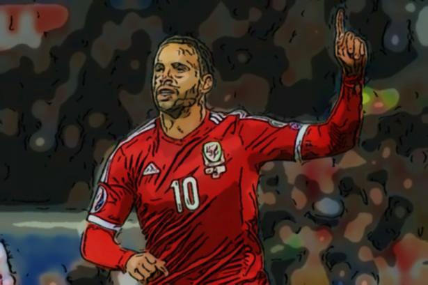 Fantasy Football Portal - Hal Robson-Kanu - Wales