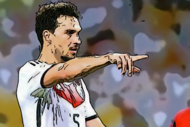 Fantasy Football Portal - Mats Hummels - Germany