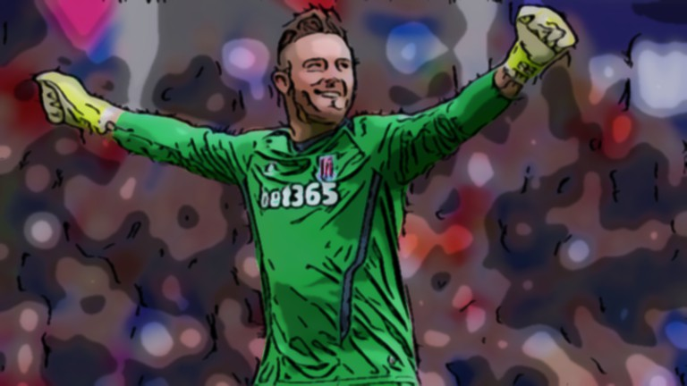 Fantasy Football Portal - Jack Butland - Stoke City