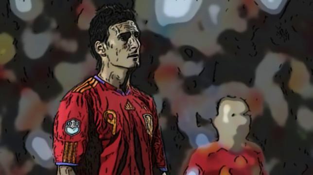 Fantasy Football Portal - Aritz Aduriz Spain