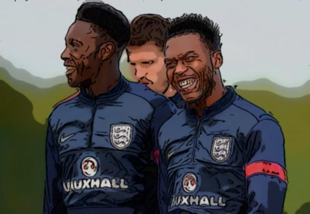 Fantasy Football Portal - Daniel Sturridge - Danny Welbeck - England