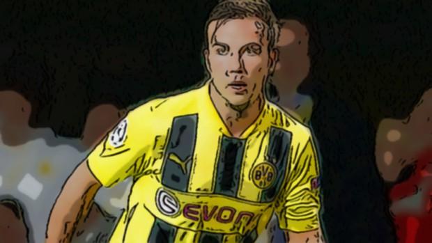Fantasy Football Portal - Mario Götze - Dortmund