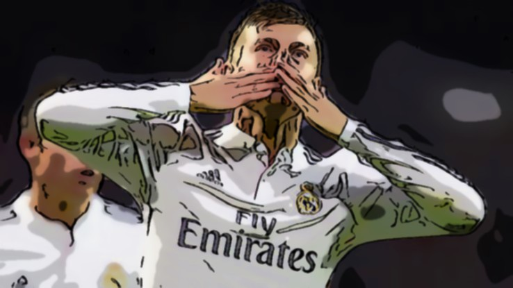 Fantasy Football Portal - Toni Kroos