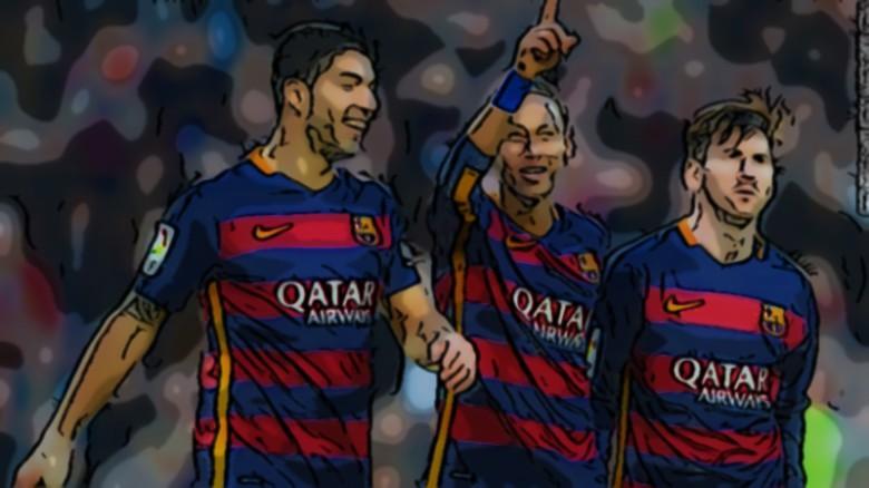 Fantasy Football Portal - Barcelona