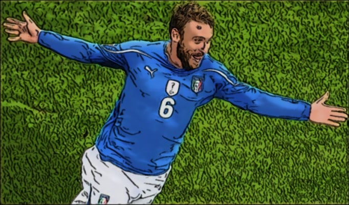 Fantasy Football Portal - Daniel De Rossi - Italy