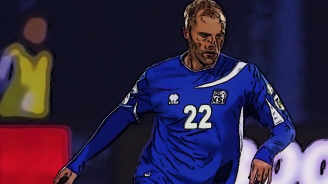 Fantasy Football Portal - Eiður Guðjohnsen - Iceland