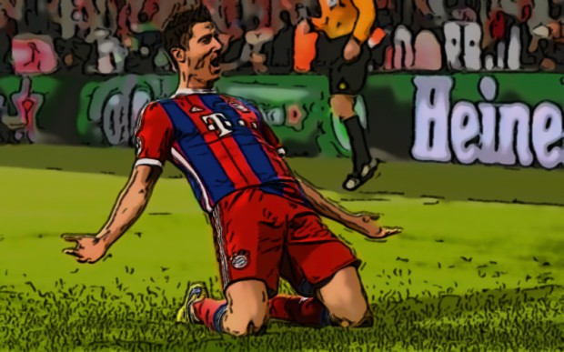 Fantasy Football Portal - Robert Lewandowski
