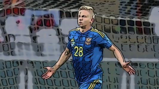 Fantasy Football Portal - Oleksandr Zinchenko - Ukraine
