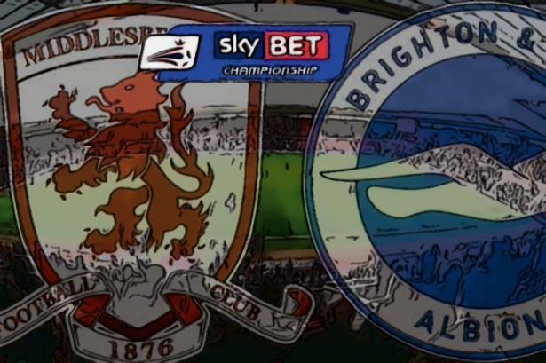 Fantasy Football Portal - Middlesbrough v Brighton