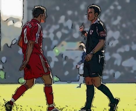 Fantasy Football Portal - Clattenburg & Gerrard