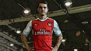 Fantasy Football Portal - Xhaka - Arsenal