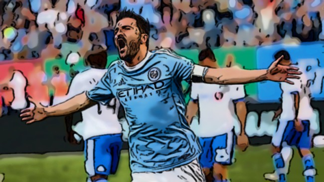 Fantasy Football Portal - David Villa