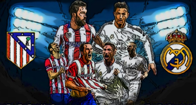 Fantasy Football Portal - Atletico Madrid v Real Madrid
