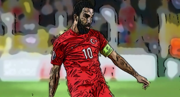 Fantasy Football Portal - Arda Turan - Turkey