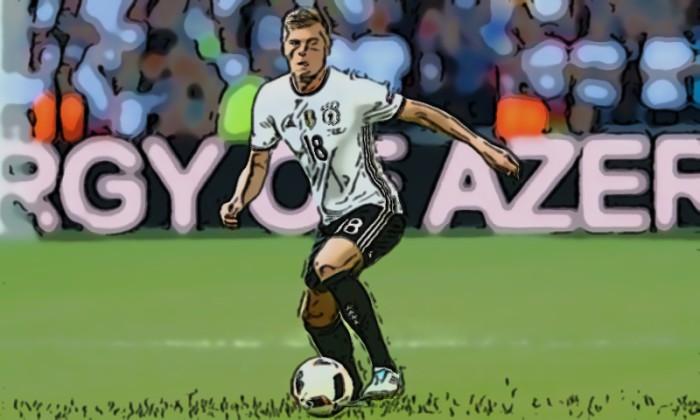 Fantasy Football Portal - Germany - Toni Kroos