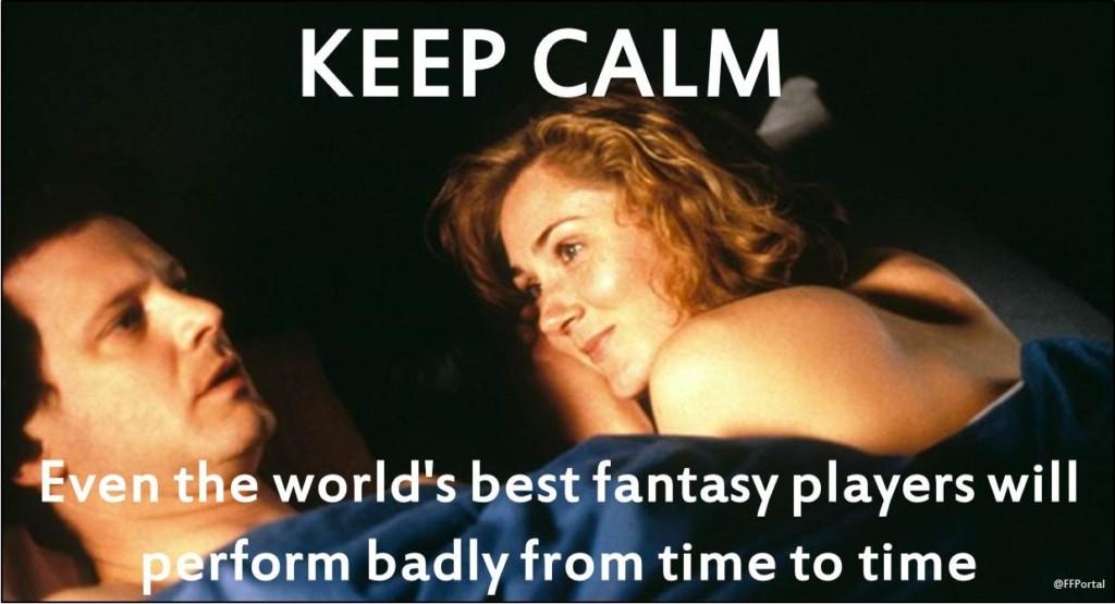 Fantasy Football Portal - Even the Best Meme