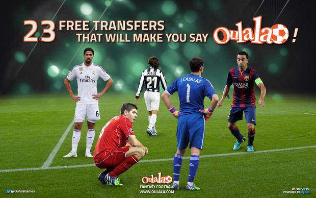 Free Transfers