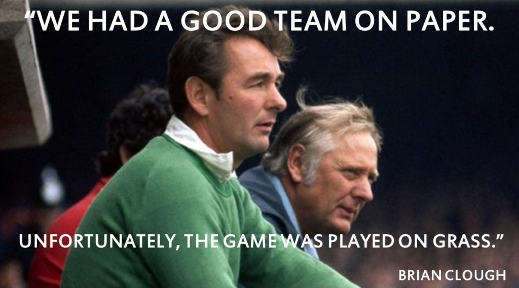 Fantasy Football Portal - Brian Clough Meme