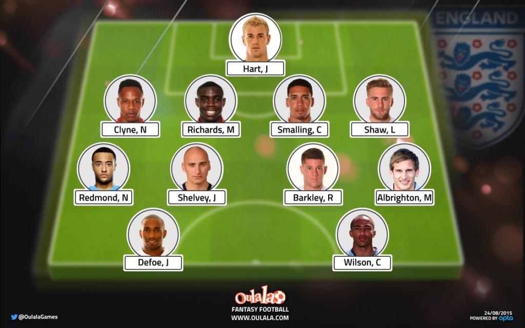 EPL Best XI