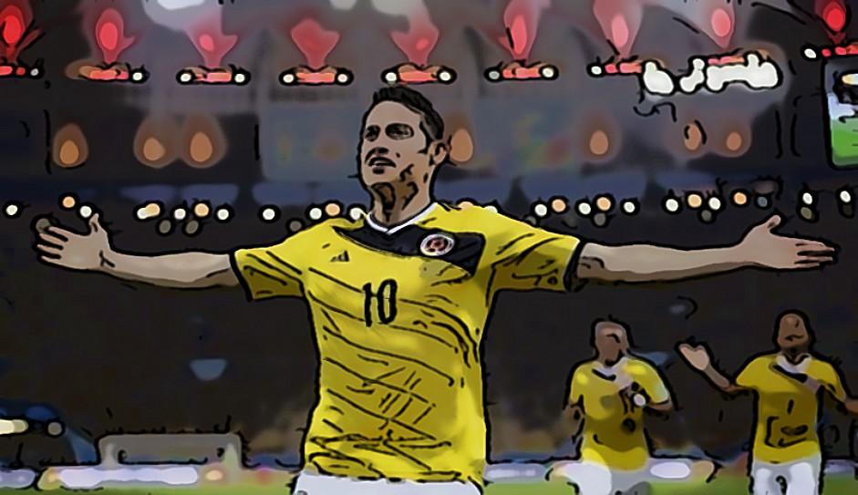Fantasy Football Portal - James Rodríguez