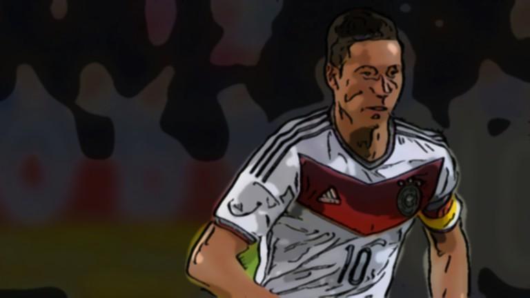 Fantasy Football Portal - Julian Draxler - Germany